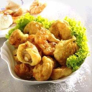 tempura rejer opskrift