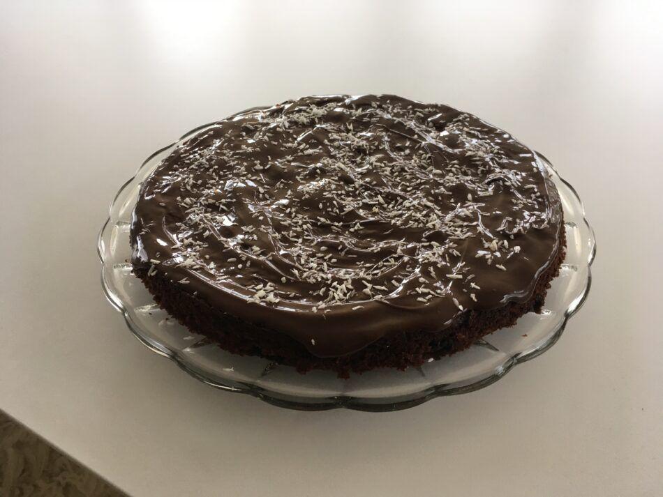 Chokolade Banankage Opskrift Mad Opskriften